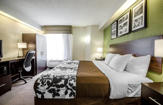 Zimmer Sleep Inn Louisville Airport & Expo