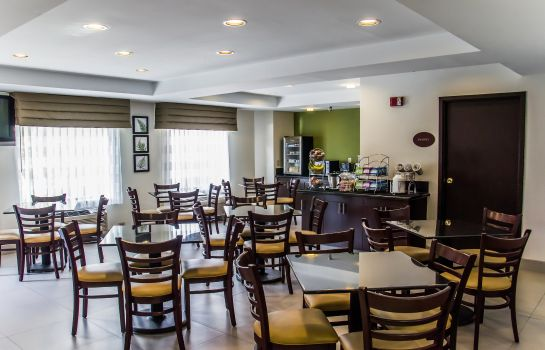 Restaurant Sleep Inn Airport - Billy Graham Parkway