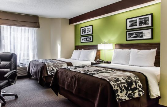 Zimmer Sleep Inn Airport - Billy Graham Parkway