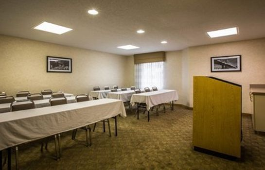 Conference room Sleep Inn Asheville - Biltmore West
