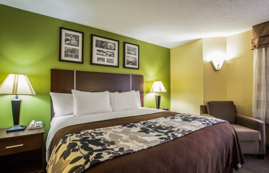 Chambre Sleep Inn Asheville - Biltmore West