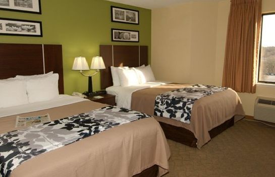 Room Sleep Inn Asheville - Biltmore West