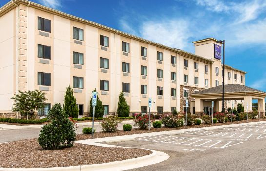 Vista esterna Sleep Inn & Suites Mount Olive