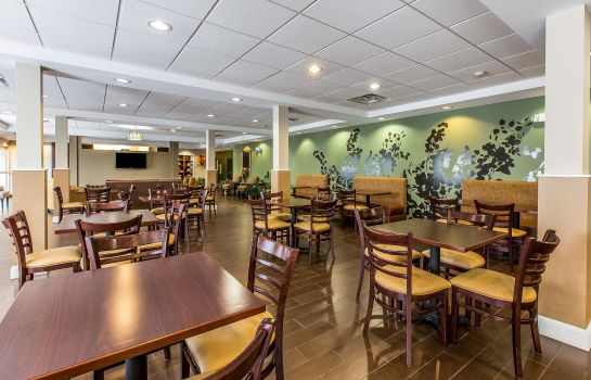 Restaurante Sleep Inn & Suites Mount Olive