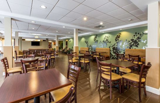 Restauracja Sleep Inn & Suites Mount Olive