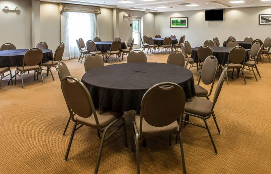 Sala de reuniones Sleep Inn and Suites Mount Olive North