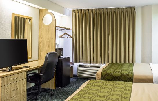 chambre standard Quality Inn & Suites Raleigh North