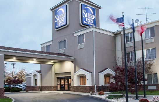 Exterior view Sleep Inn and Suites Buffalo Airport