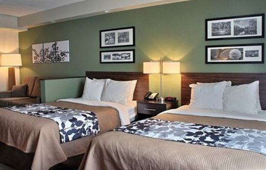 Suite Sleep Inn and Suites Buffalo Airport