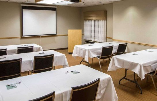 Conference room Sleep Inn and Suites Buffalo Airport