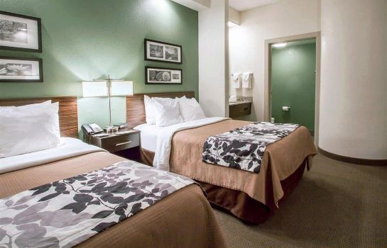 Room Sleep Inn and Suites Buffalo Airport