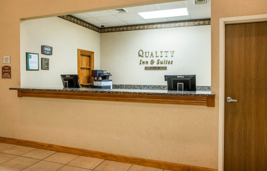 Hol hotelowy Quality Inn and Suites South/Obetz