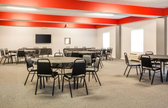 Sala konferencyjna Quality Inn and Suites South/Obetz