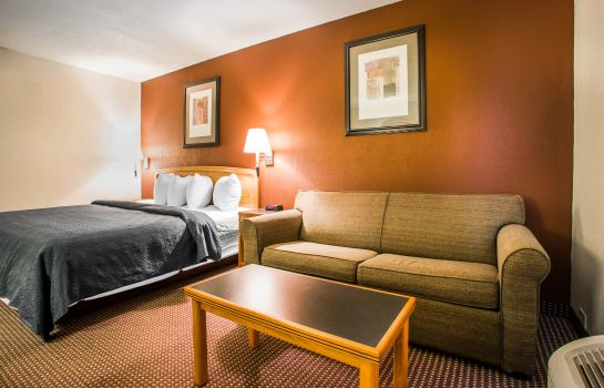 Camera Quality Inn and Suites South/Obetz