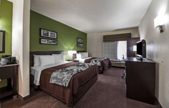Zimmer Sleep Inn & Suites Central/I-44
