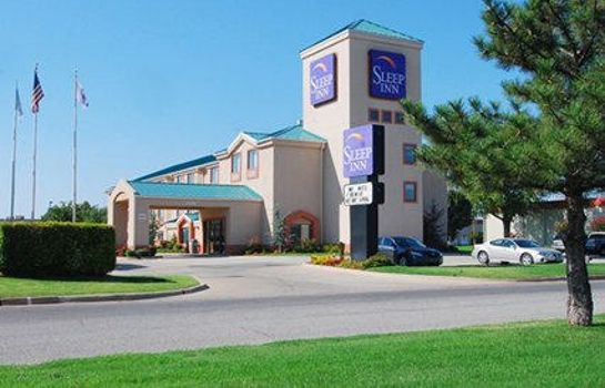 Vista esterna Sleep Inn Meridian I - 40