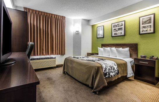 Kamers Sleep Inn at TD Convention Center
