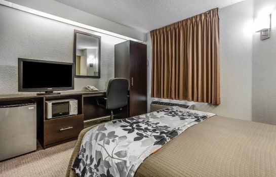 Chambre Sleep Inn at TD Convention Center