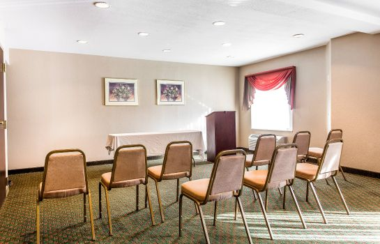 Conference room Sleep Inn Near Ft Jackson