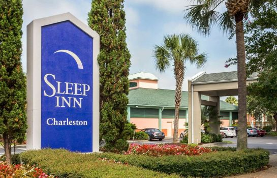 Außenansicht Sleep Inn Charleston