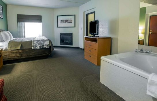 Suite Sleep Inn & Suites Gatlinburg