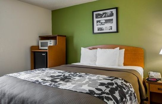 Pokój Sleep Inn & Suites Gatlinburg