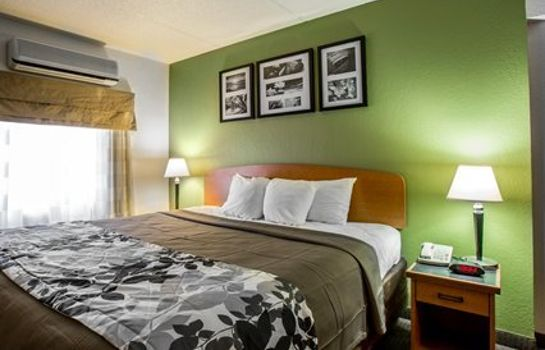 Kamers Sleep Inn & Suites Gatlinburg