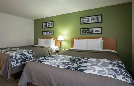 Room Sleep Inn & Suites Gatlinburg