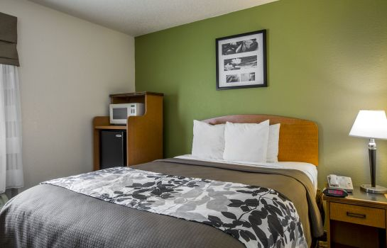 Chambre Sleep Inn and Suites Gatlinburg