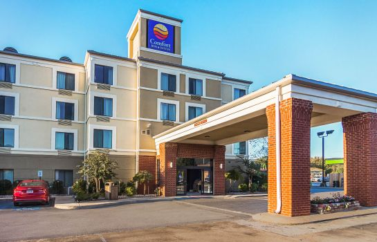 Buitenaanzicht Comfort Inn & Suites Lookout Mountain