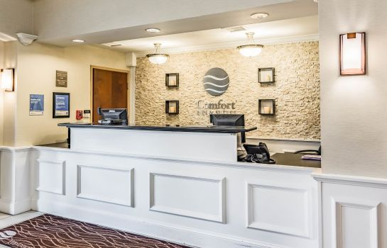 Hotelhalle Comfort Inn and Suites Lookout Mountain