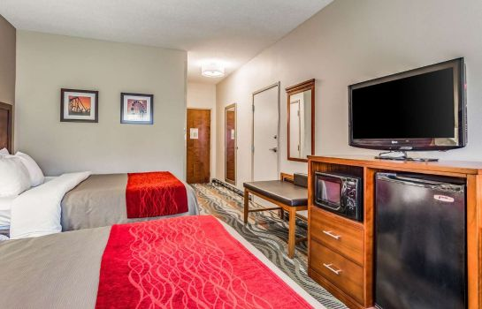 Zimmer Comfort Inn and Suites Lookout Mountain
