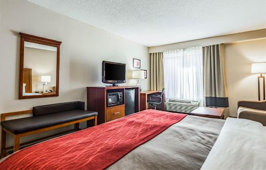 Chambre Comfort Inn and Suites Lookout Mountain