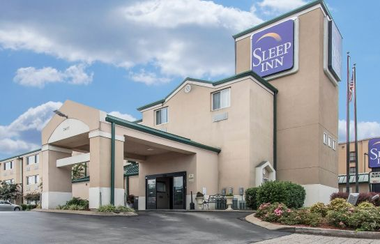 Vista exterior Sleep Inn Nashville