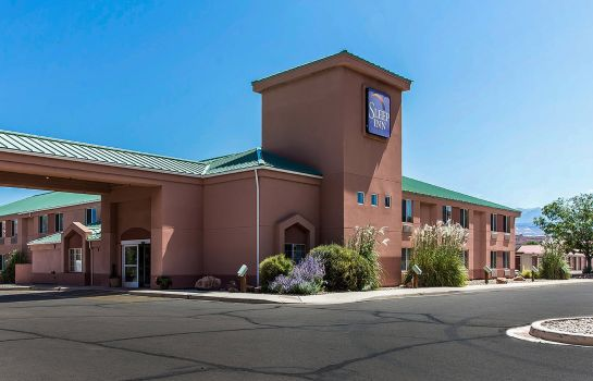 Exterior view Quality Inn Moab Slickrock Area