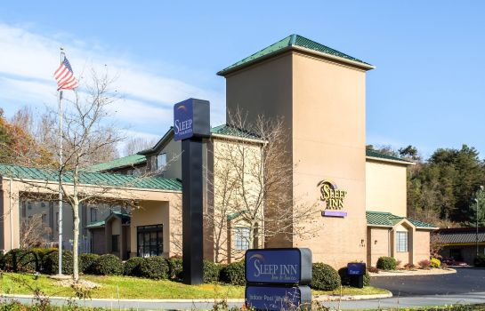 Vista exterior Sleep Inn & Suites Monticello
