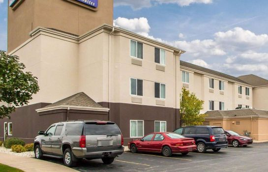 Exterior view Sleep Inn and Suites Green Bay South Sleep Inn and Suites Green Bay South