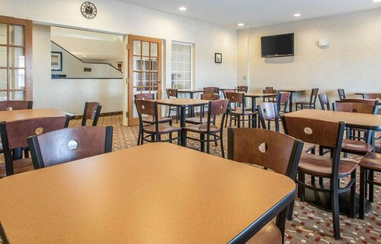 Restaurant Sleep Inn & Suites Green Bay Airport