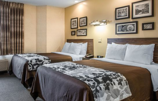 Zimmer Sleep Inn & Suites Green Bay Airport