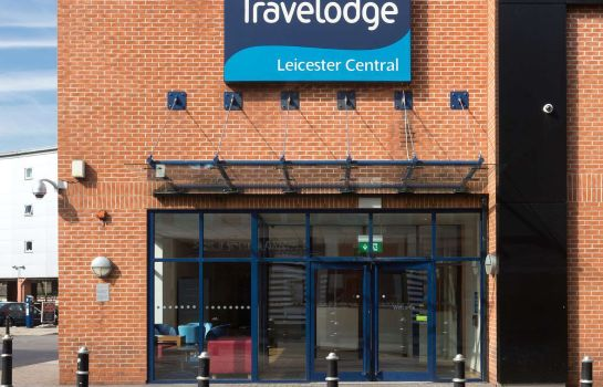 Exterior view TRAVELODGE LEICESTER CENTRAL