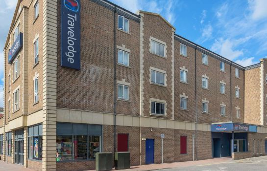 Vista exterior TRAVELODGE LONDON KINGSTON UPON THAMES