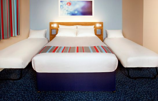 Habitación TRAVELODGE LONDON CENTRAL KINGS CROSS