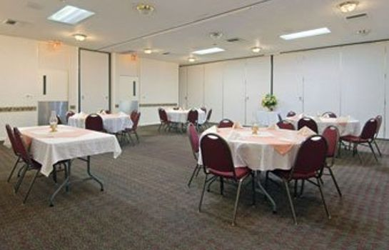 Conference room Americas Best Value Inn Erie