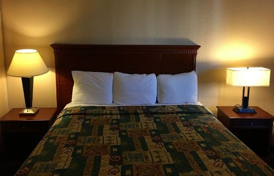 chambre standard Travel Inn Petersburg Fort Lee