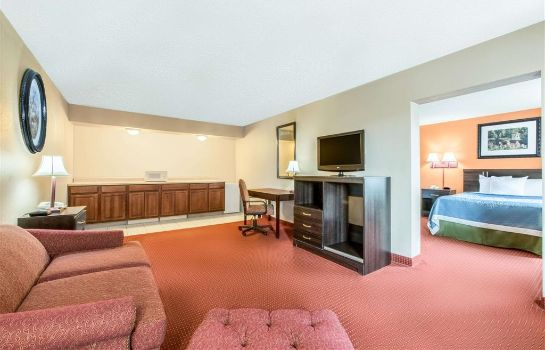 Chambre Clarion Inn and Suites Lancaster