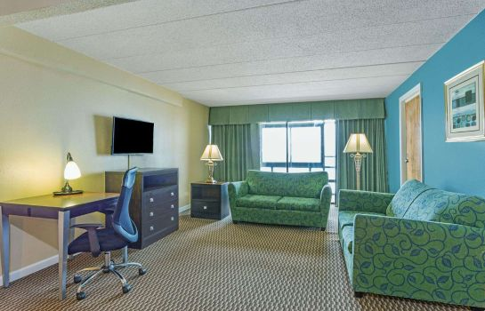 Suite TRAVELODGE SUITES VIRGINIA BEA