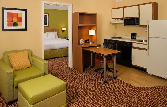 Zimmer TownePlace Suites Wichita East
