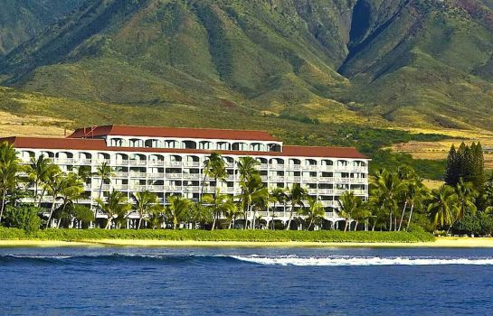 Vista exterior Lahaina Shores Beach Resort