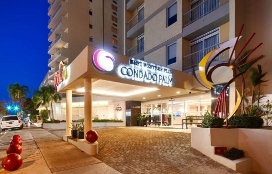 Buitenaanzicht Best Western Plus Condado Palm Inn & Suites