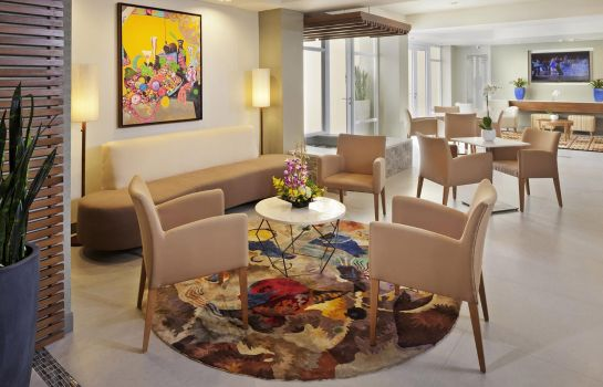 Hotelhalle Best Western Plus Condado Palm Inn & Suites
